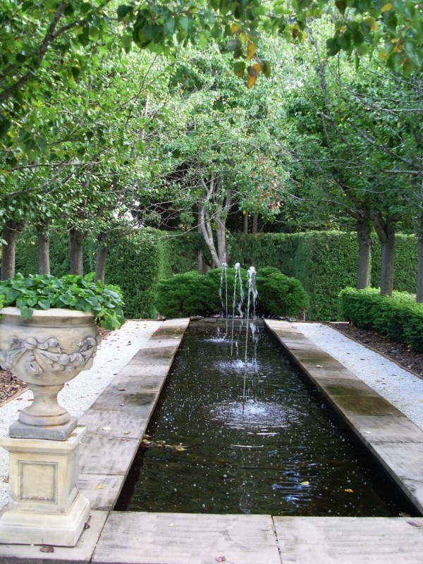 The beauty of a Formal Garden