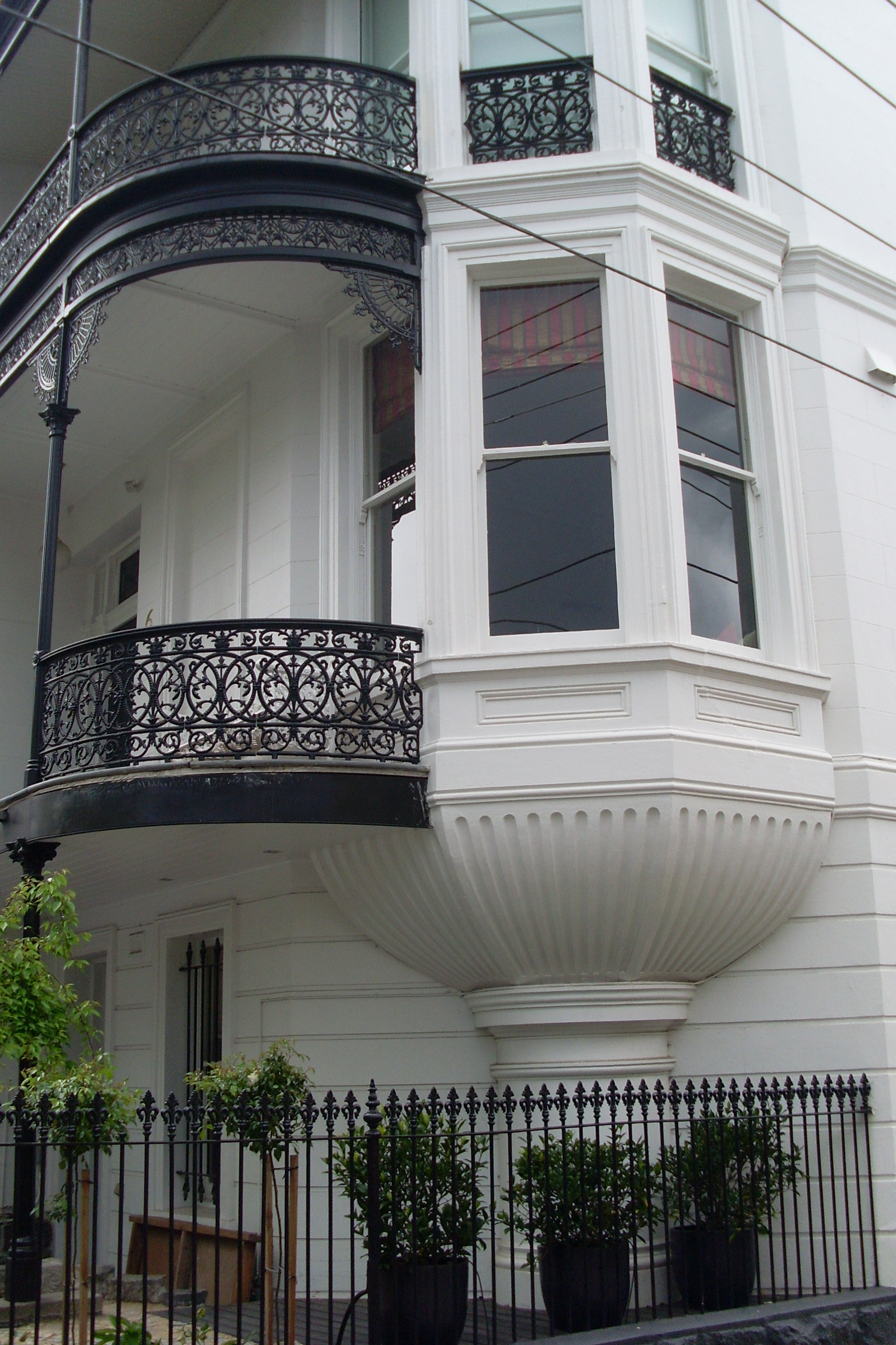 Grand, elegant architecture in Melbourne
