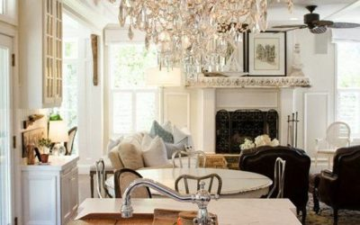 A passion for French style interiors
